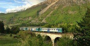 Transiberiana d'Italia, l'Abruzzo in treno