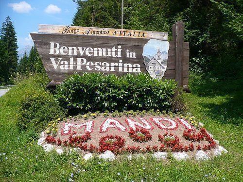 Val Pesarina carnia