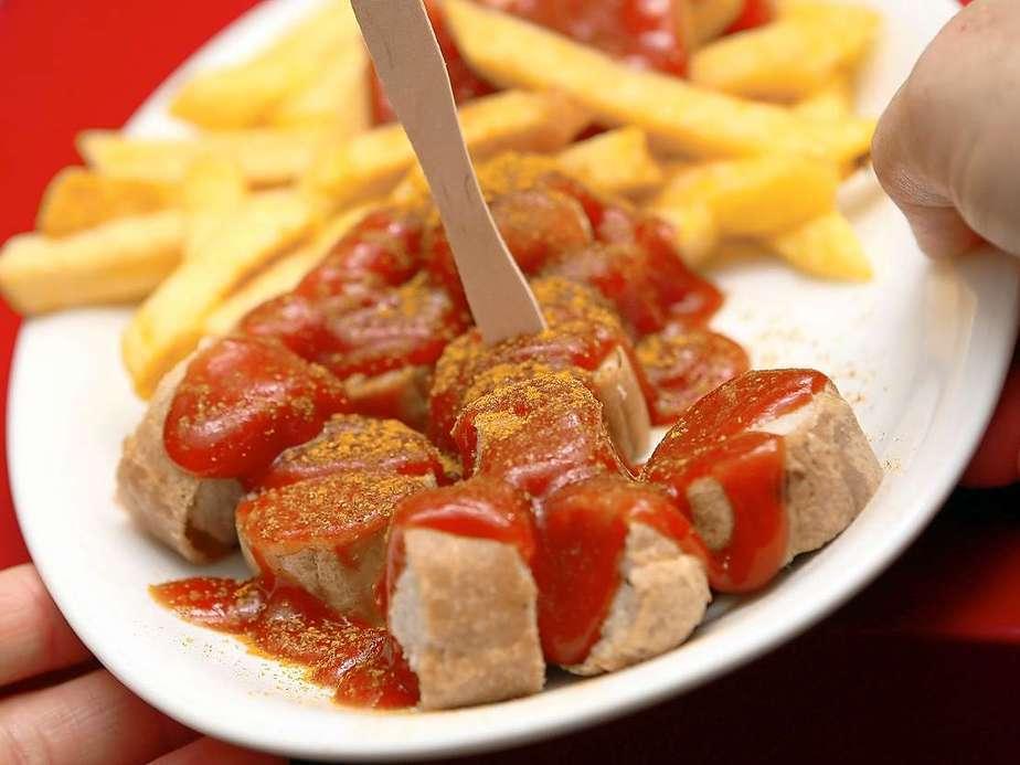 berlino-Currywurst
