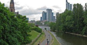 Viaggio in bici in Germania, itinerario da Francoforte