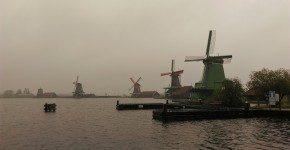 Ai mulini a vento di Zaanse Schans da Amsterdam