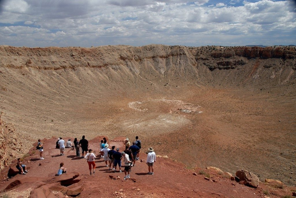 meteor-crater-usa