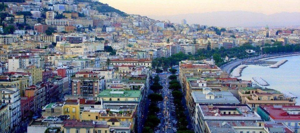 Weekend a Napoli con meno di 60 euro