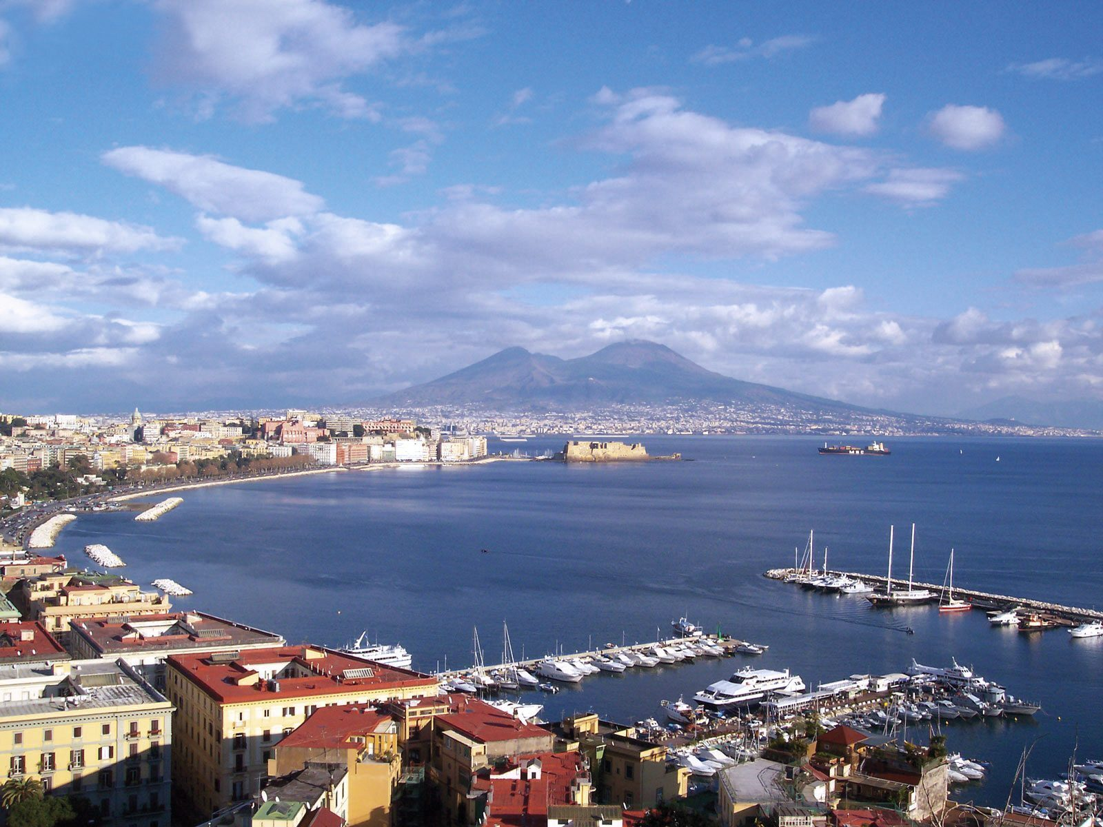 Napoli, weekend low cost a meno di 60€