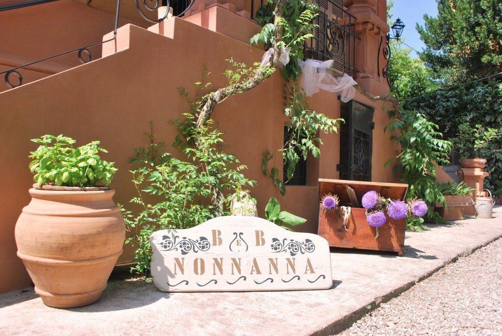 welcome B&B nonnanna