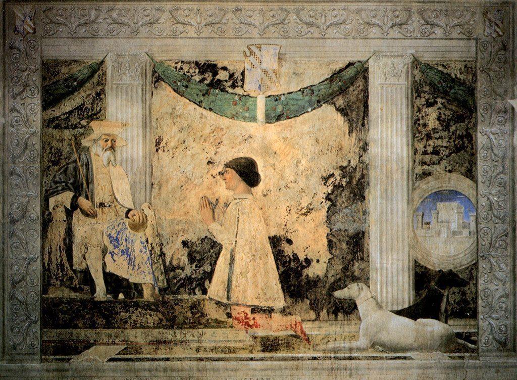 Piero,_Sigismondo_Pandolfo_Malatesta_before_Saint_Sigismund_01