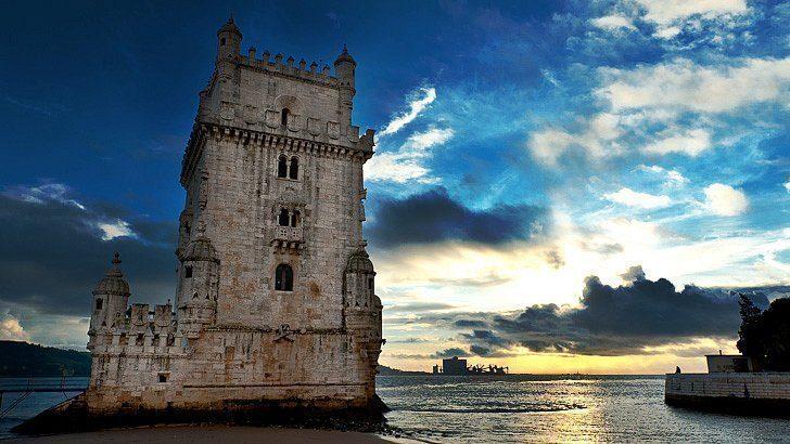 lisbona-torre
