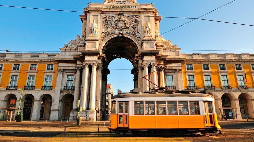 lisbona-tram