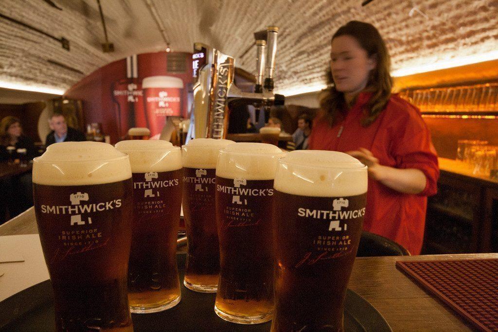 Smithwick's Beer