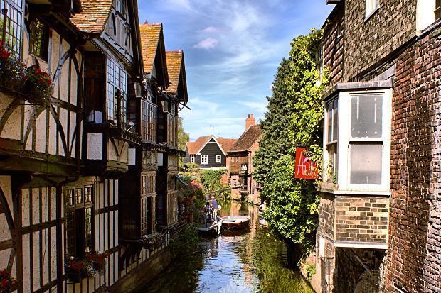Canterbury-canali
