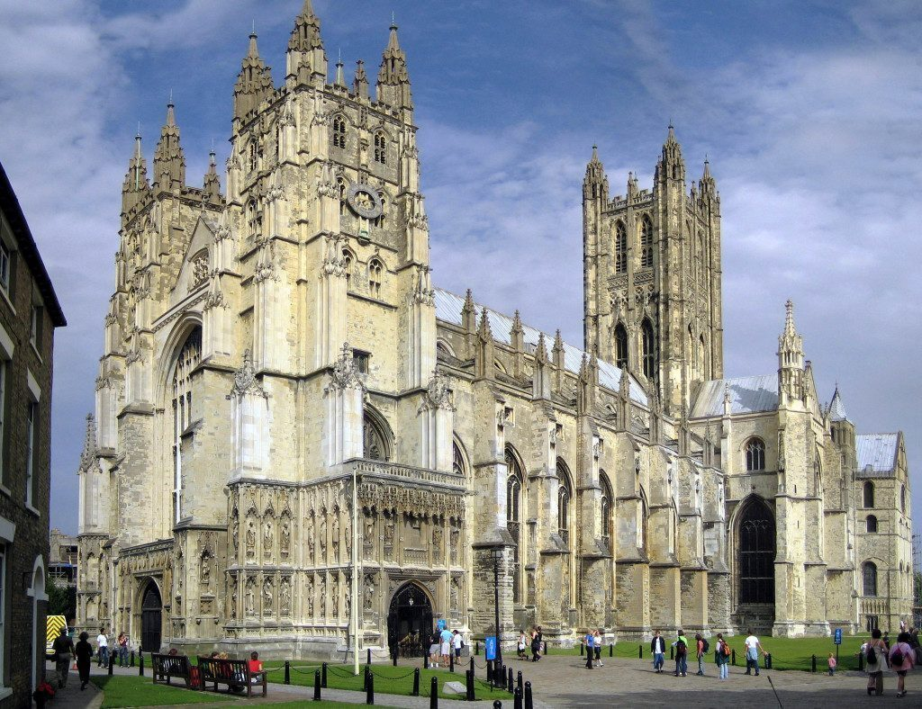 Canterbury-chiesa