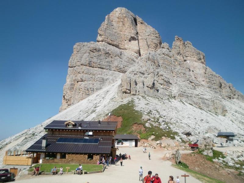 dolomiti-Averau & Nuvolau