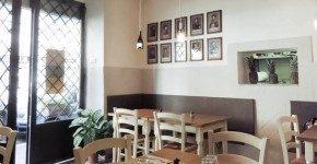 La cucina del Ghianda a Firenze, recensione