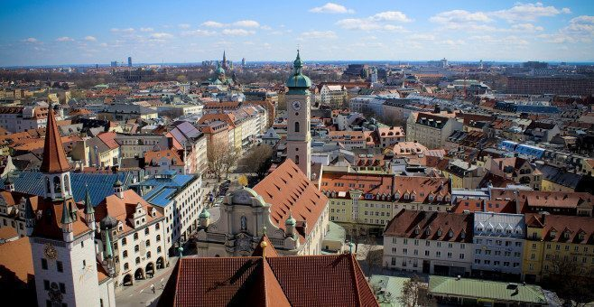 Monaco di Baviera low cost in un weekend
