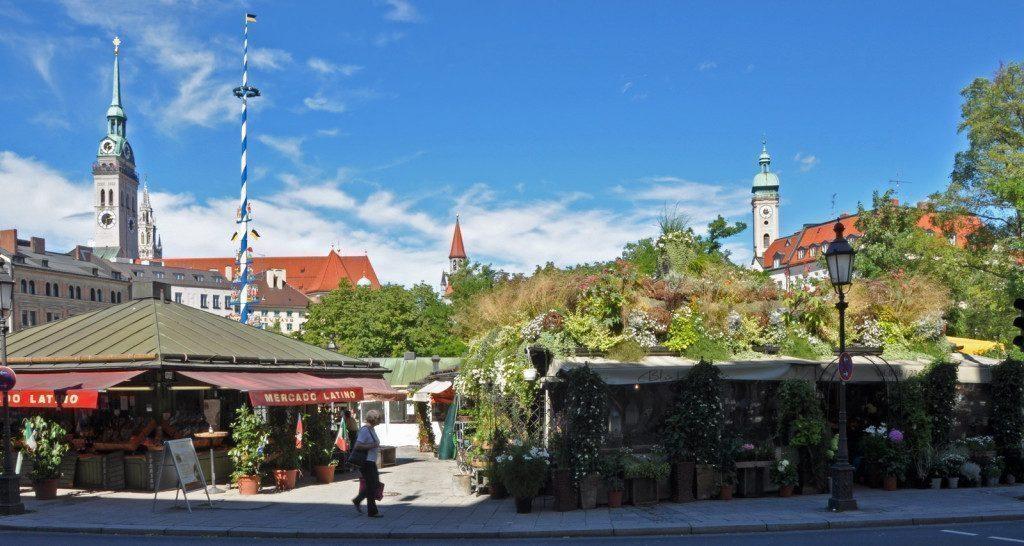 Viktualienmarkt, Monaco di Baviera