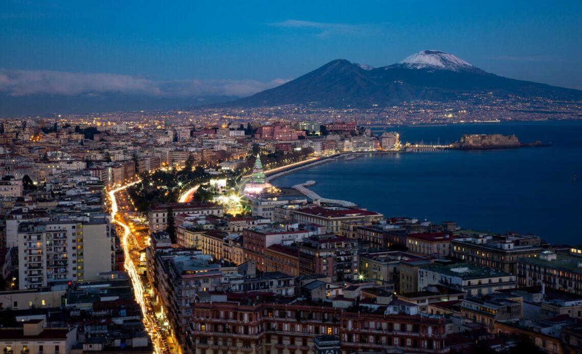 Napoli Capodanno tradizioni