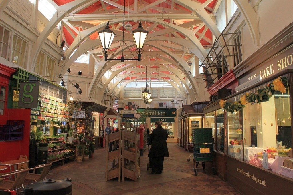 Oxford Covered Market