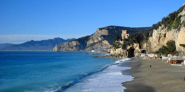 Finale Ligure, le spiagge e zone da vedere