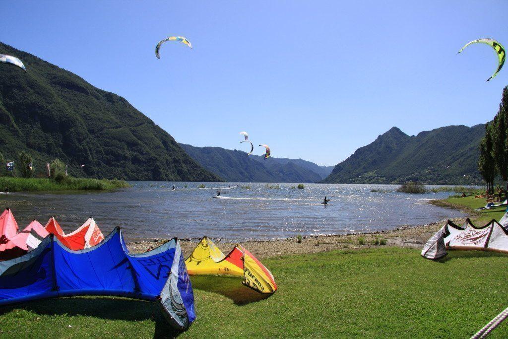 kitesurf-lago