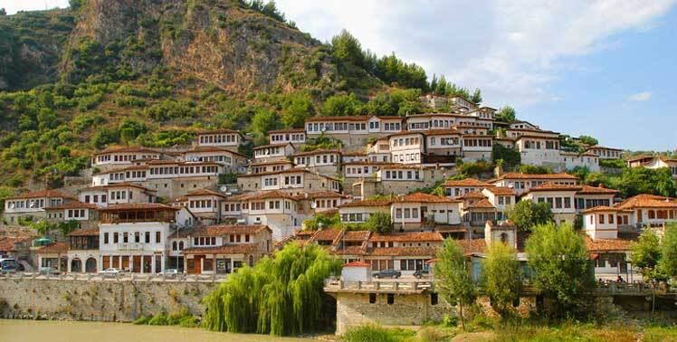 albania-città