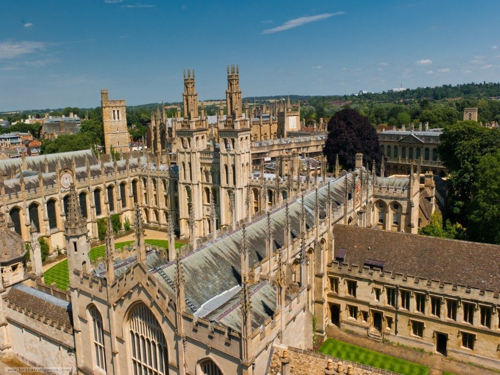 oxford-All Souls College
