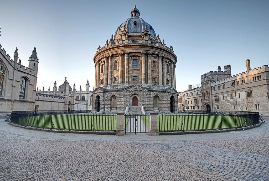oxford-Radcliffe Camera