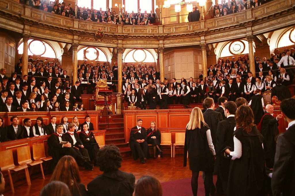 oxford-Sheldonian Theatre
