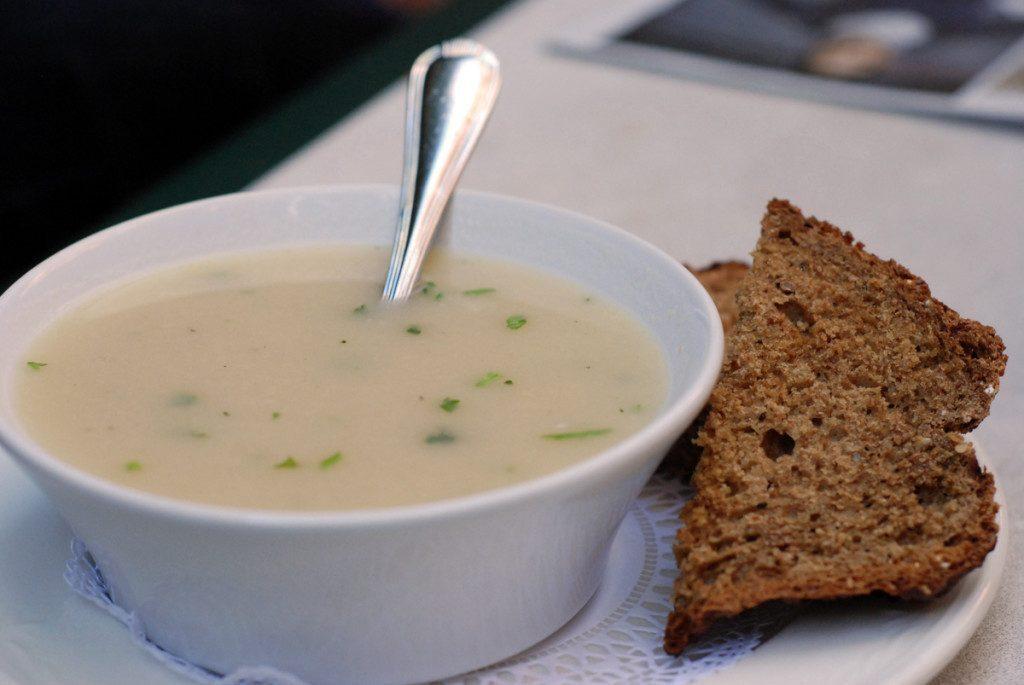 soup e soda bread