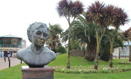 Agatha Christie Mile
