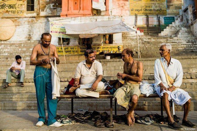 Benares-vita-gange