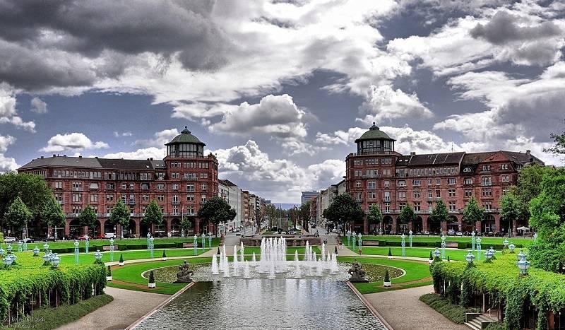 Mannheim-germania