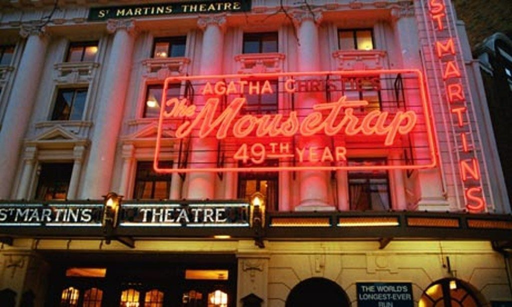 St. Martin's Theater