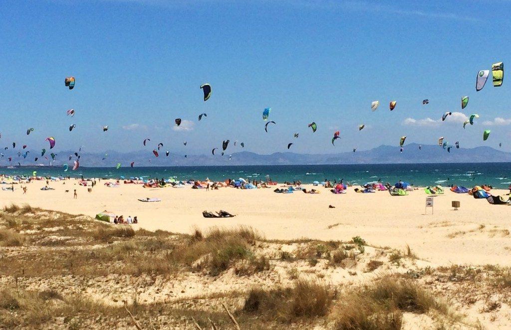 kitesurd-Playa Los Lances