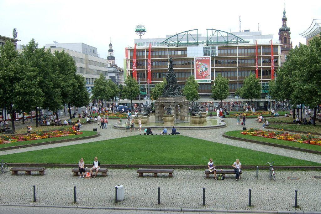 mannheim Parade Platz