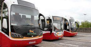 Viaggiare con i mezzi pubblici in Irlanda