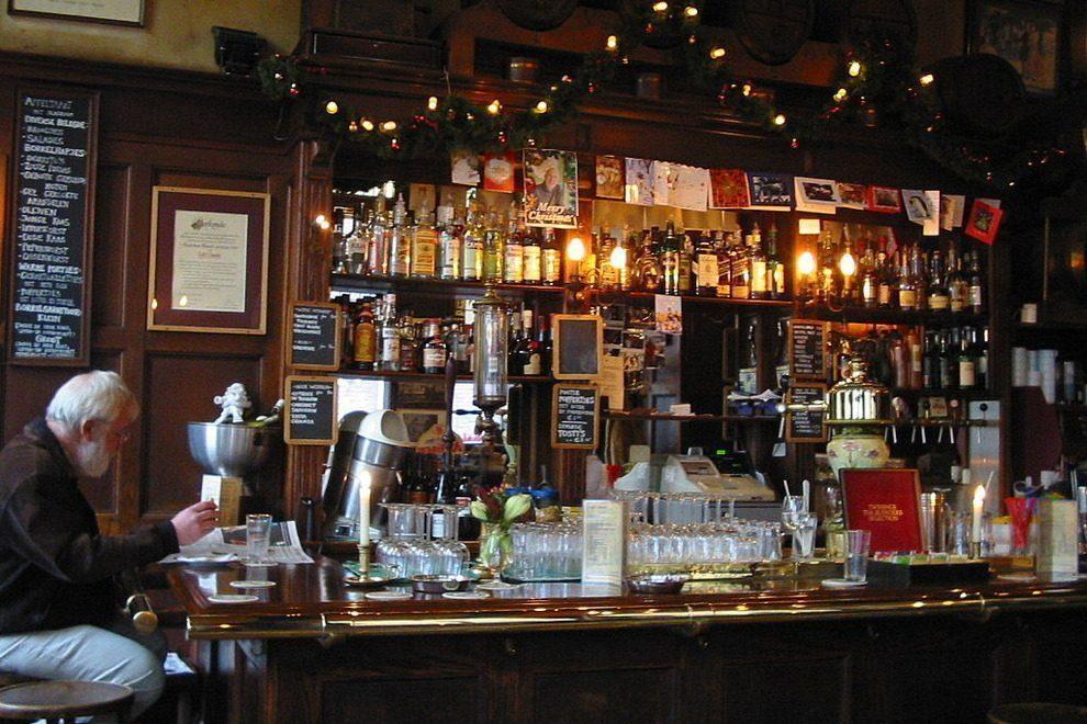 amsterdam-Café T-smalle