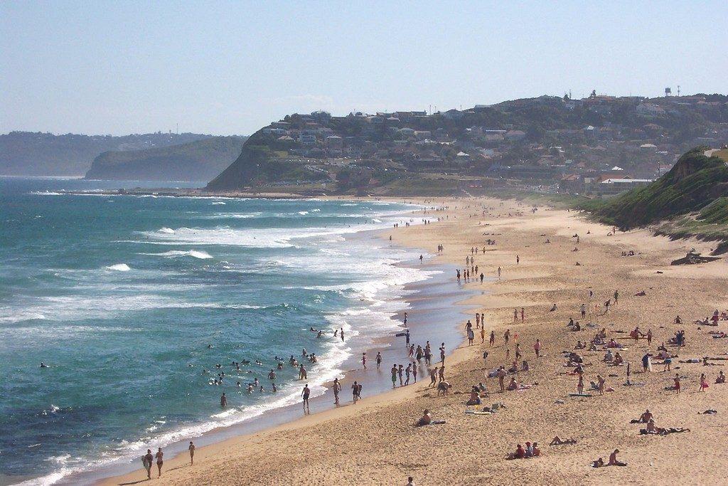 australia-newcastle-spiaggie