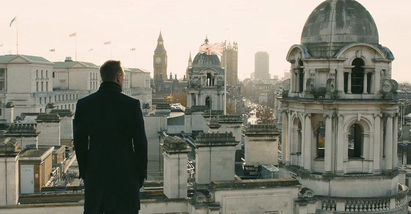london-James Bond