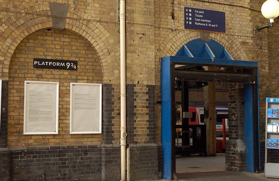 londra-Kings Cross Station