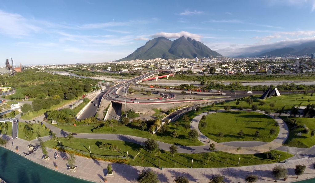messico-Monterrey-citta