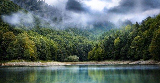 Montenegro visita al parco Biogradska Gora