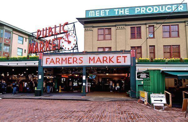 Public Market Farmers Market