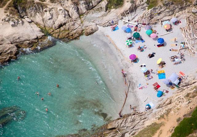 Saint Tropez-spiagge