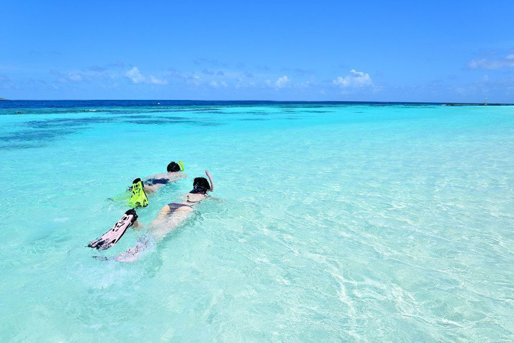 Turks and Caicos-mare