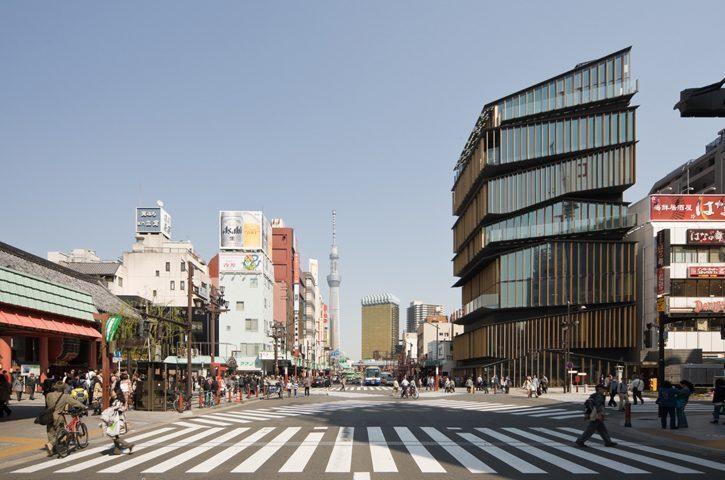 giappone-Tourism information centre Asakusa