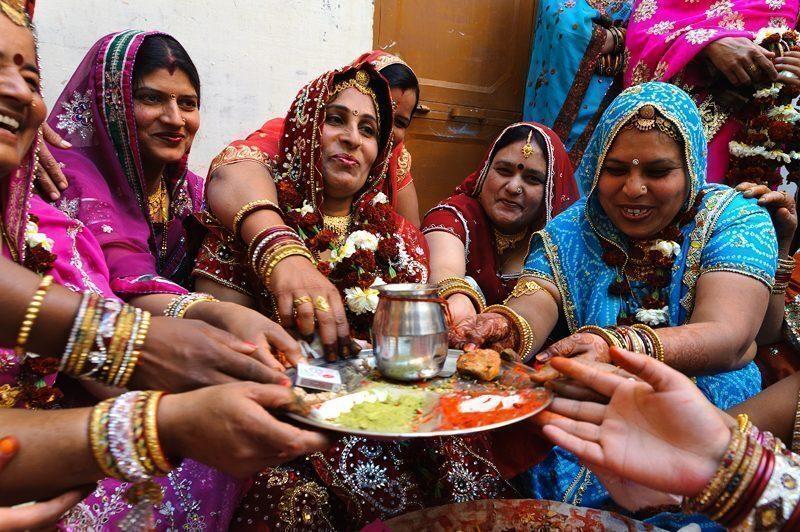 india-cerimonia