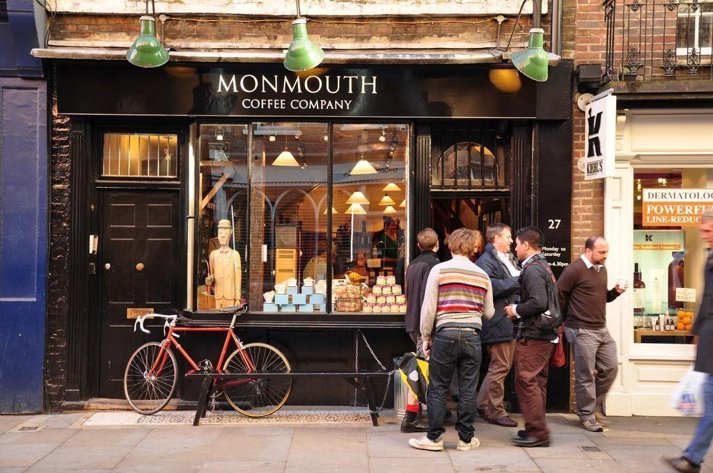 londra-Monmouth Coffee