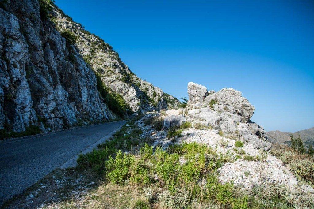 montenegro-strade