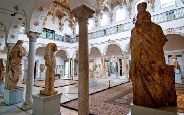 tunisia-Museo del Bardo
