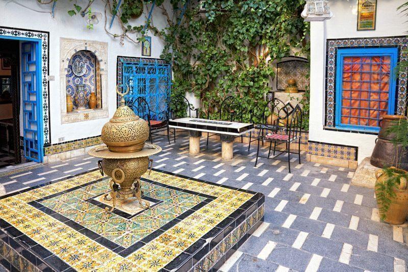 tunisia-Sidi Bou Said